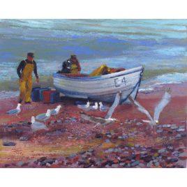 C1862 Longshore fisherman – Neville Cox