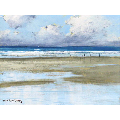 C1610 Saunton Sands September Acrylic and Oil £365 40×31 60×50 (2)