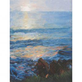 C1873 Coastal Sunset – Neville Cox