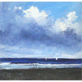 C2183 Sails at Croyde – Caroline McMillan Davey