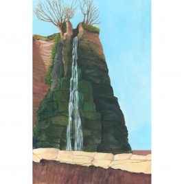 C2900 The Waterfall – Sue Onley