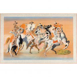 X1658 Arizona Cowboys by Buk Ulreich