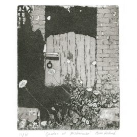 C2982 Garden at Hestercombe 11/75 – Anna Kellard