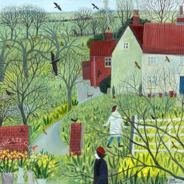In the studio with Dee Nickerson