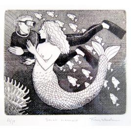 C2457 Small Mermaid