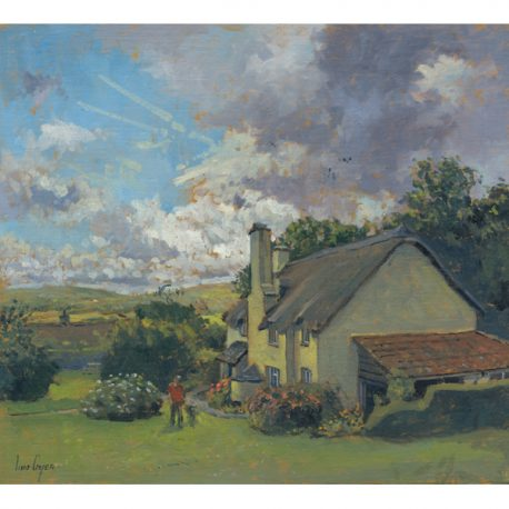 12 Cottage at Selworthy – Copy