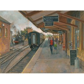 C1704 Minehead Railway Station – Ian Cryer