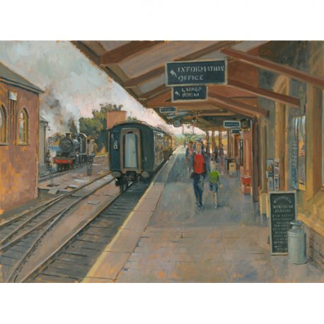 20 Minehead Railway Station – Copy