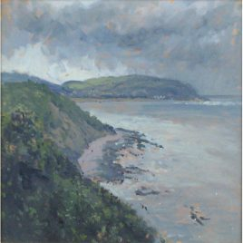 C1740 Towards Minehead from Watchet – Ian Cryer