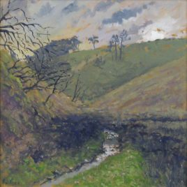 C1744 Stream by the Moor – Ian Cryer