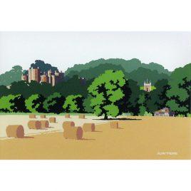 C1029 Dunster Castle