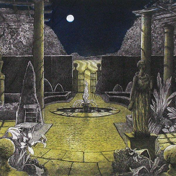 C1782 Moonlit Garden ...