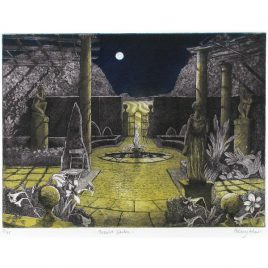 C1782 Moonlit Garden 12/75 – Hilary Adair