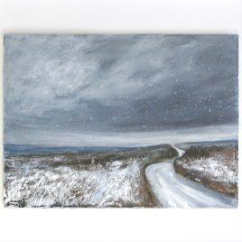 C2023 Winter on the Moor, Withypool – Caroline McMillan Davey