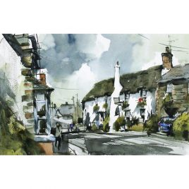 C757 The Ship Inn Porlock – John Hoar