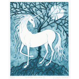 C3564 Winter Unicorn II 18/30 – Victoria Keeble