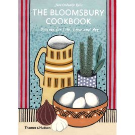 The Bloomsbury Cookbook by Jans Ondaatje Rolls