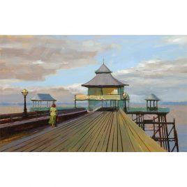 C3641 Clevedon Pier