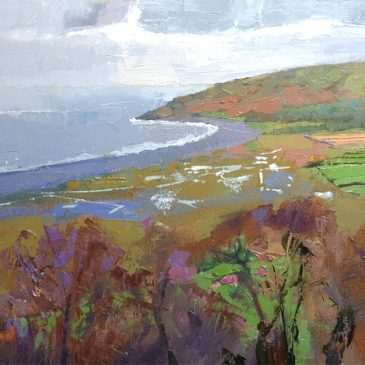 En plein air – Paintings by Neville Cox