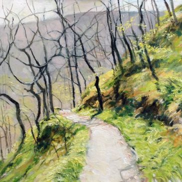 En plein air – Paintings by David Hunt