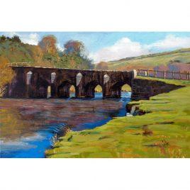 C3651 Lanacre Bridge