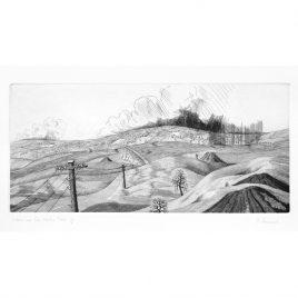 C3832 Storm over the Mendip Mines 45/75 – Brian Hanscomb