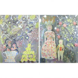 C4142 Begin Afresh (Diptych)