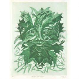 C4157 Winter Green Man A/P