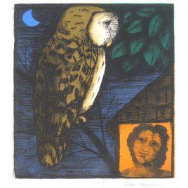 C1998 Owl II – Frans Wesselman