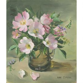 C4394 Wild Roses – Anne Cotteril