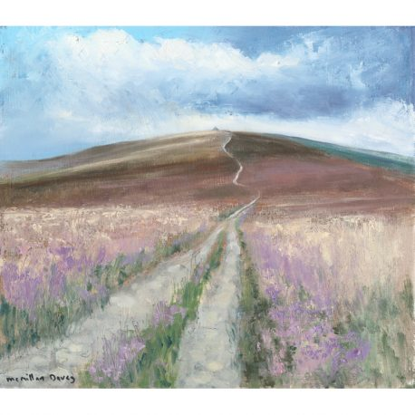 C4498 Cloud Shadows on Dunkery Beacon 32x28cm – Copy