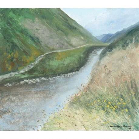 C4500 Overcast day Heddons Valley 31x27cm copy – Copy