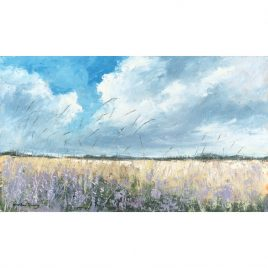 C4502 Heather on the Moor – Caroline McMillan Davey