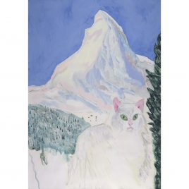 Wonders of Skiing – Peter Doig