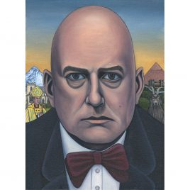 Aleister Crowley – Ben Edge