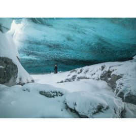 Onyx Cave (Stones Against Diamonds)  – Isaac Julien CBE RA