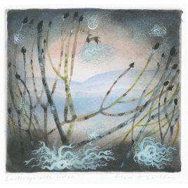 C4893 Landscape with Lichen – Flora McLachlan