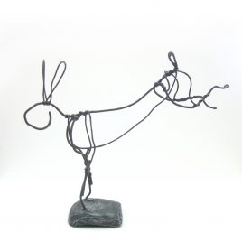 C4940 Hare Wire Sketch