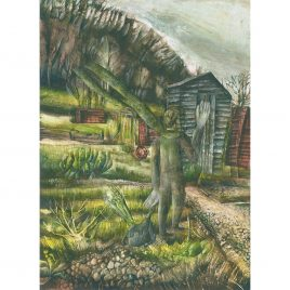 C4968 Passerby (Dunster Allotments) 1 – Rebecca Bromley