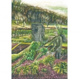 C4970 Passerby (Dunster Allotments) 3 – Rebecca Bromley