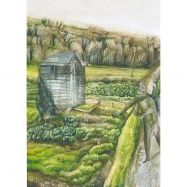 C4971 Passerby (Dunster Allotments) 4 – Rebecca Bromley