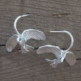 ACE-67 Flying Owl Earrings – Amanda Coleman