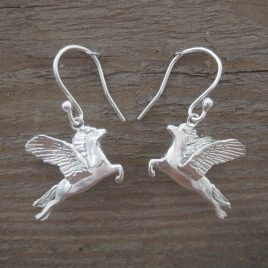 ACE-95 Pegasus Earrings – Amanda Coleman