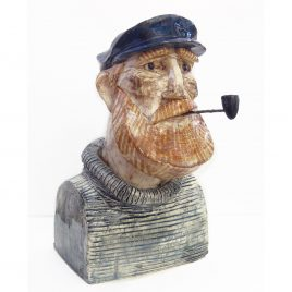 C5022 Fisherman Bust – Joe Lawrence