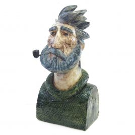 C5024 Fisherman Bust – Joe Lawrence