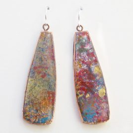 DBE-25 Large Drop Earrings – Dee Barnes
