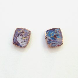 DBE-3 Stud Earrings