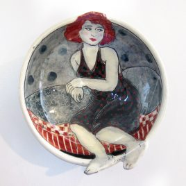X4302 Medium Bowl – Louise Gardelle
