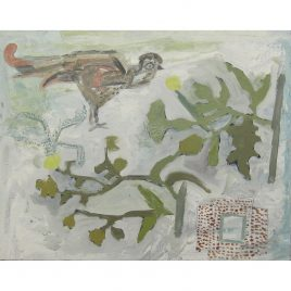 C5003 Bird and Branch – Cornelia O'Donovan