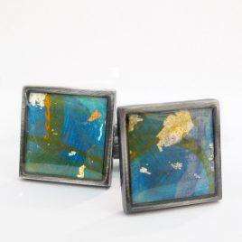 DBC-6 Square Cufflinks – Dee Barnes